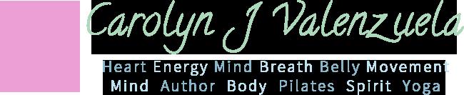 Carolyn J Valenzuela Logo